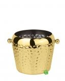 Accessori Ghiaccio, Portaghiaccio color oro 2 lt