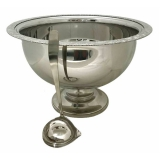 Accessori per Barman Punch Bowl Inox Japanese