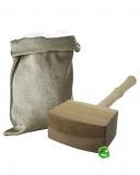 Accessori Ghiaccio, Set martello e borsa per ghiaccio