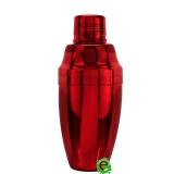 Shakers Cobbler , Shaker Cobbler IRON PRO 500 ml Rosso Rubino