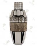 Maggiore Produzioni, Shaker Cobbler Iron Pro Crusta Figurale 500 ml
