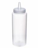 Store'n Pour & Dispenser Squeezer per sciroppi 70.8 cl trasparente