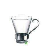 Caffetteria e Latte Art Tazza da thè Ypsilon 32 cl 6pz