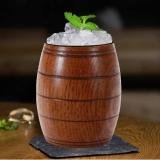 Mug , Tazza Wooden in legno 27 cl