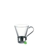 Caffetteria e Latte Art, Tazzina da Caffè e Punch Ypsilon 11 cl 6 pz