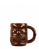Mug Tiki Mug con manico marrone 47.3 cl