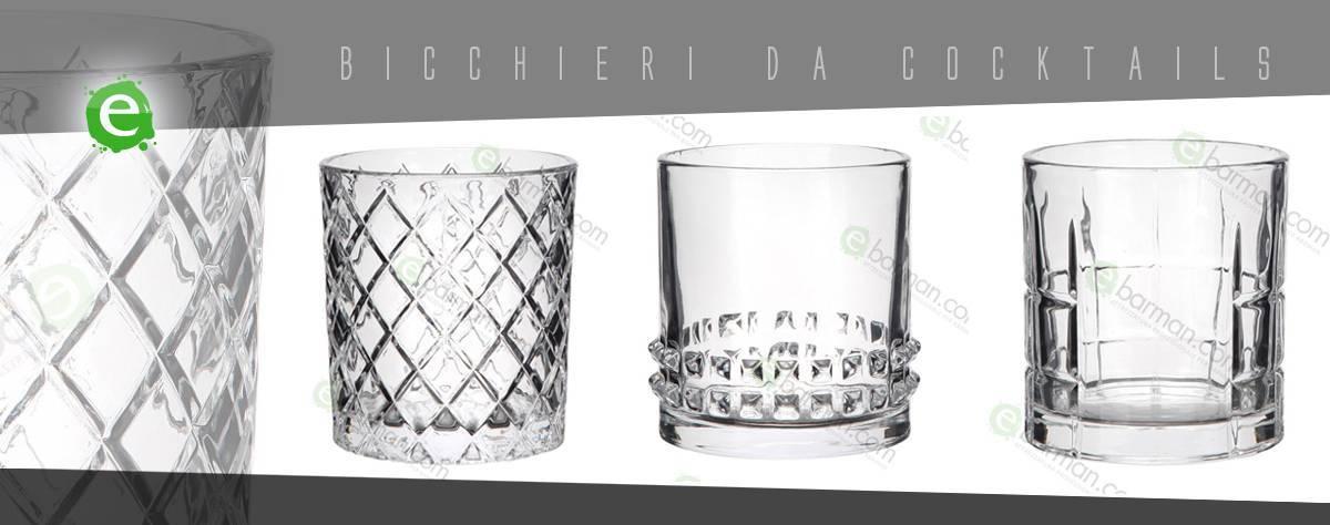 Bicchieri da barman le forme perfette per servire bevande for Bicchiere da spritz
